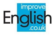improve english logo